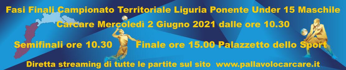 Finali Under 15 M 2020 2021