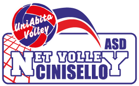Logo Uniabita Volley Cinisello